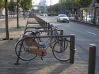 Stadsmeubilair op de Leien in Antwerpen_1